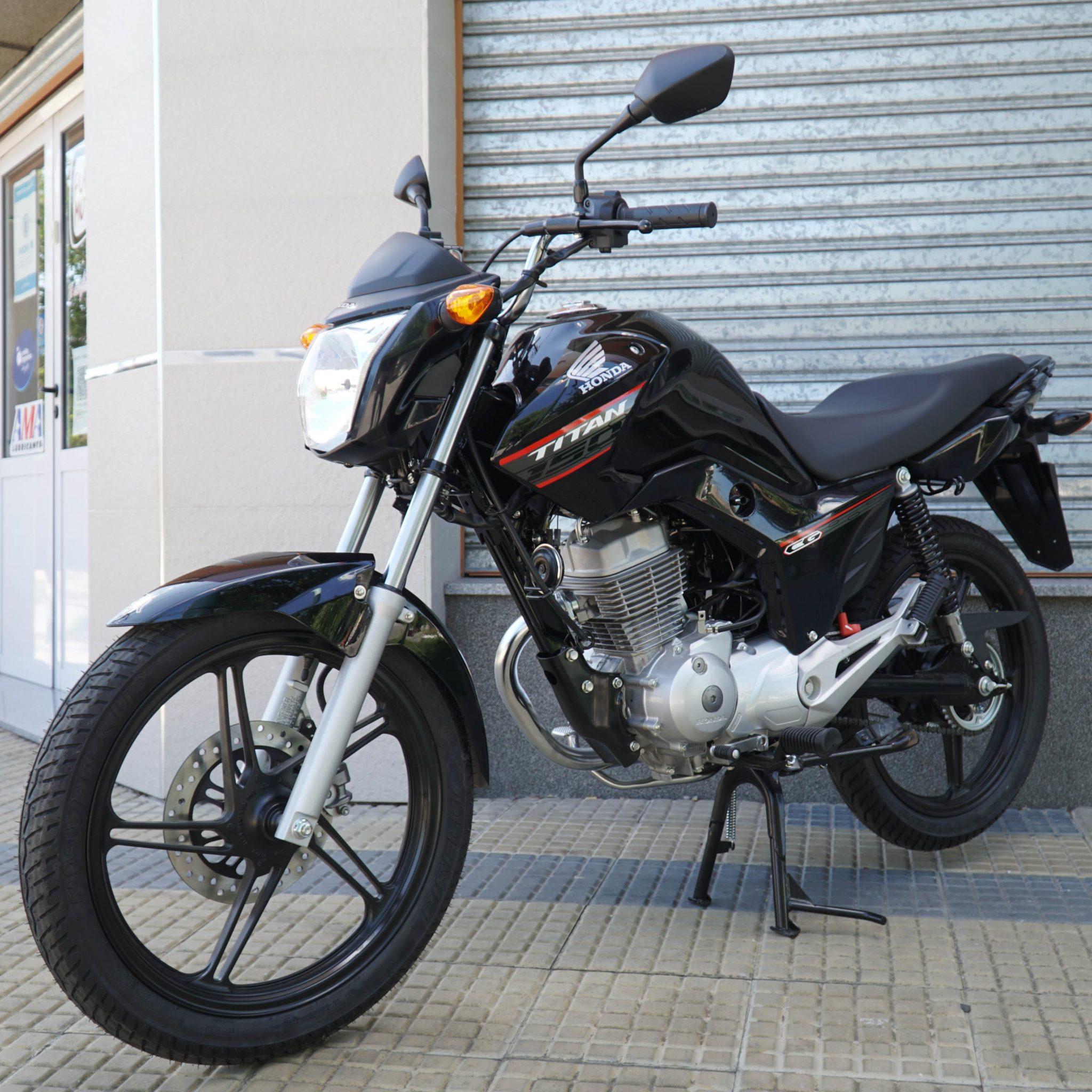 Honda CG TITAN 150 #9097883